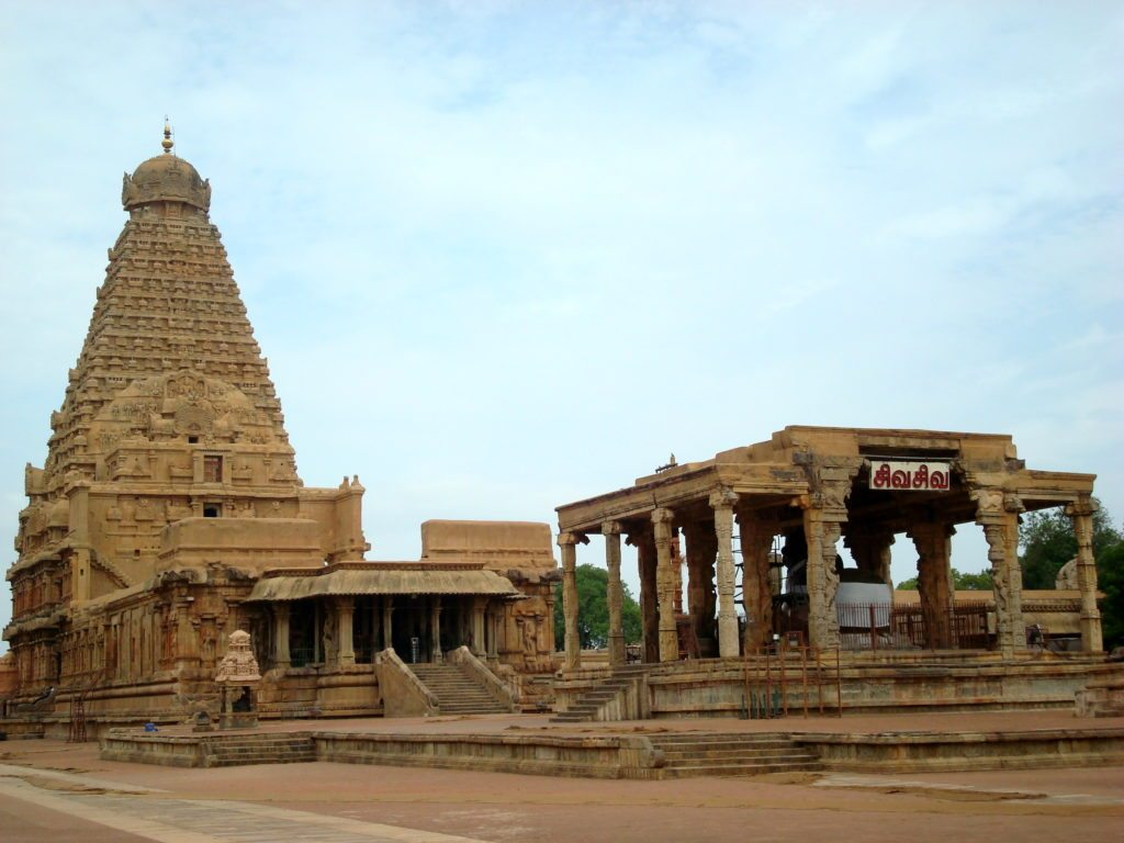 Photo of Thanjavur Big temple, Periya temple, Brihadeshwara Temple, UNESCO site, World Heritage , Greatest Living Chola Temples, Shiva, Raja Raja Chola