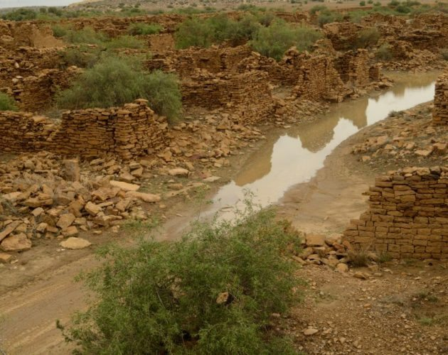 Kuldhara a ghost town near Jaisalmer, haunted village in Rajasthan
