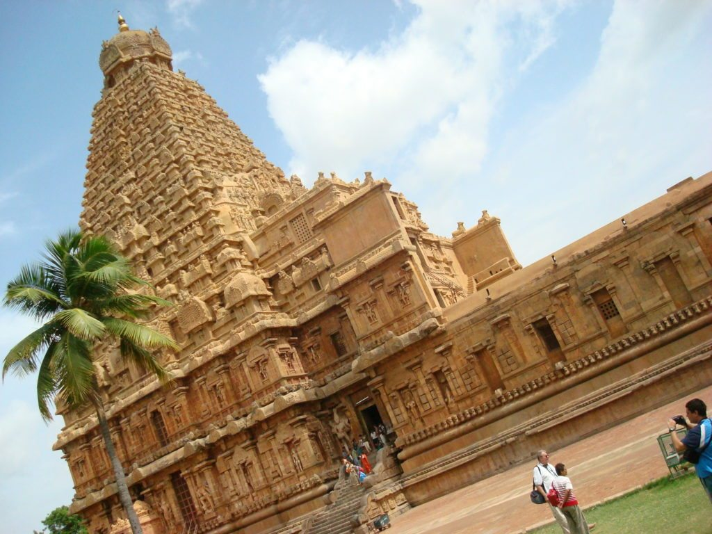 Photo of Thanjavur Big Temple, Periya Temple,Raja Raja Chola, Brih