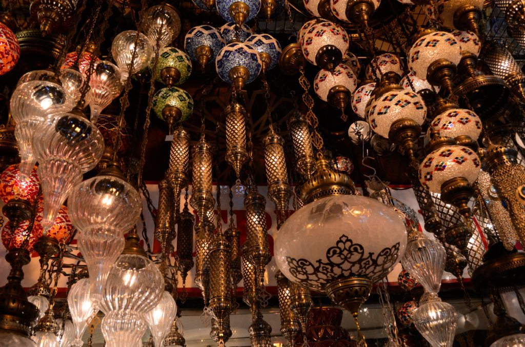 Istanbul, photo of Grand Bazaar, markets, Turkey, 48 hours in Istanbul Turkey