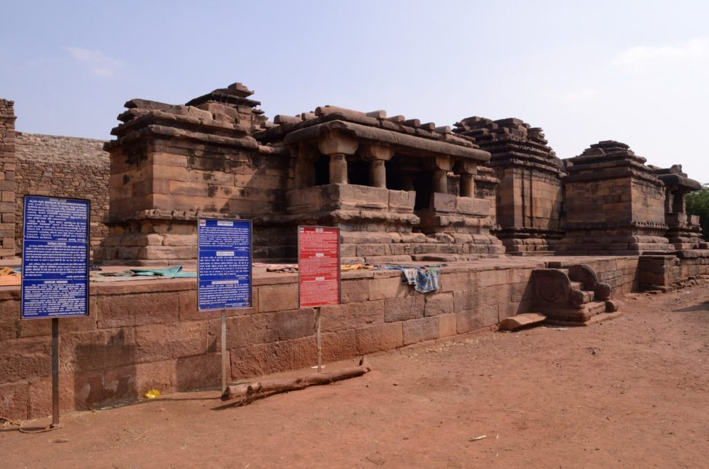 Temples Aihole photo, Temples of Aihole , street Aihole photo