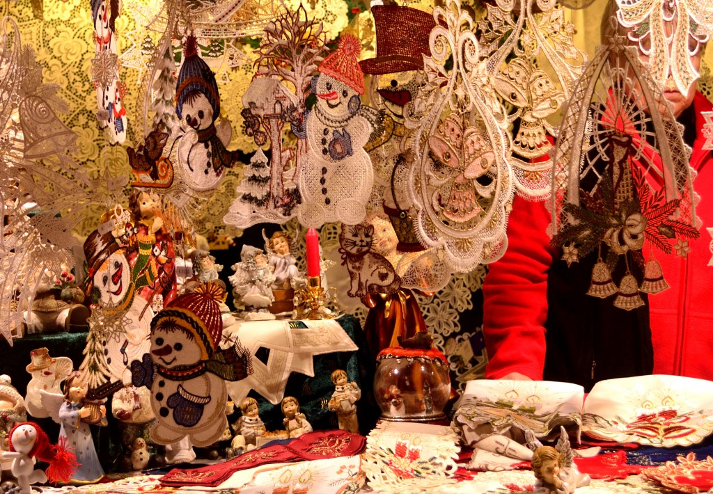 Dreden lace, Christmas Markets Germany