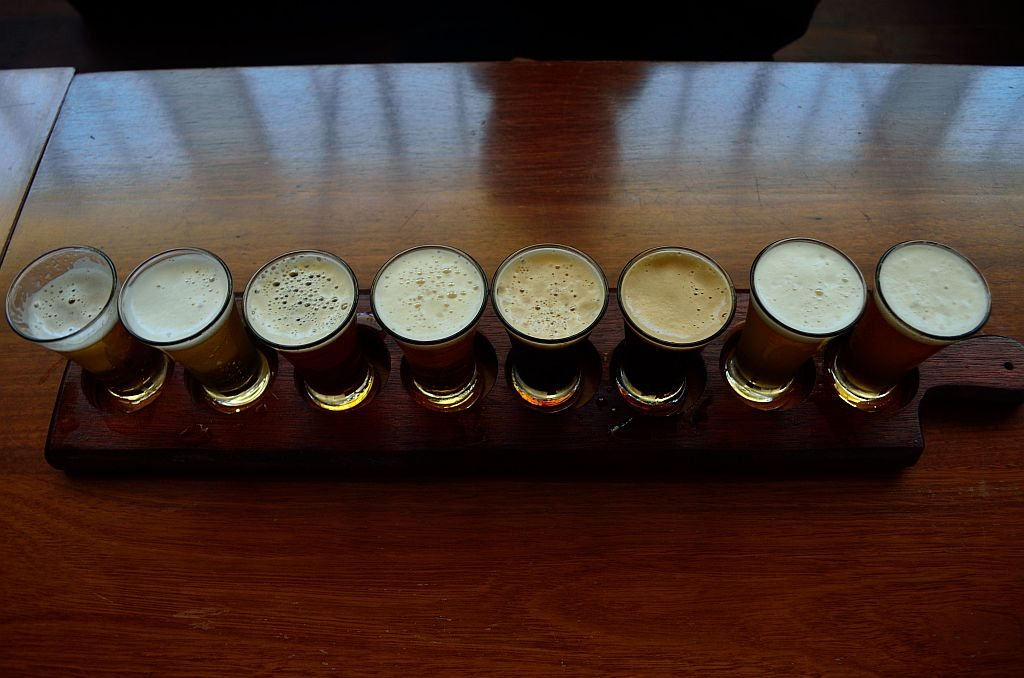 beer tasting sessions
