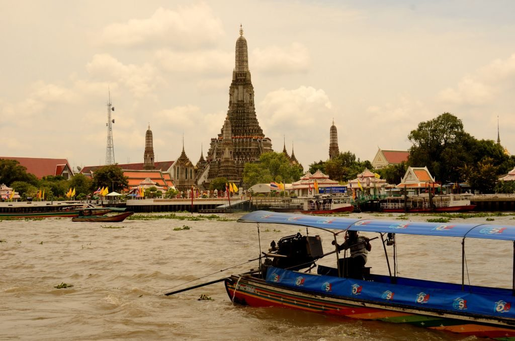 Wat Arun , Temple of Dawn, Thailand, Bangkok