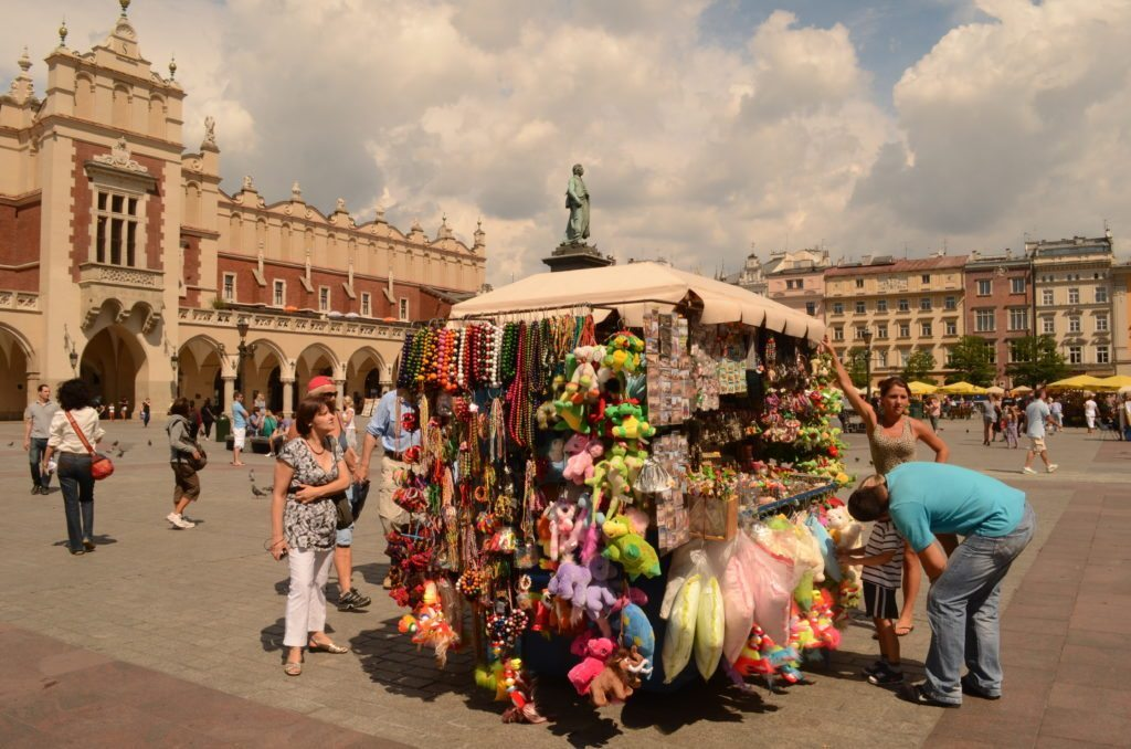 Markets, Poland, discover city through streets, street photography