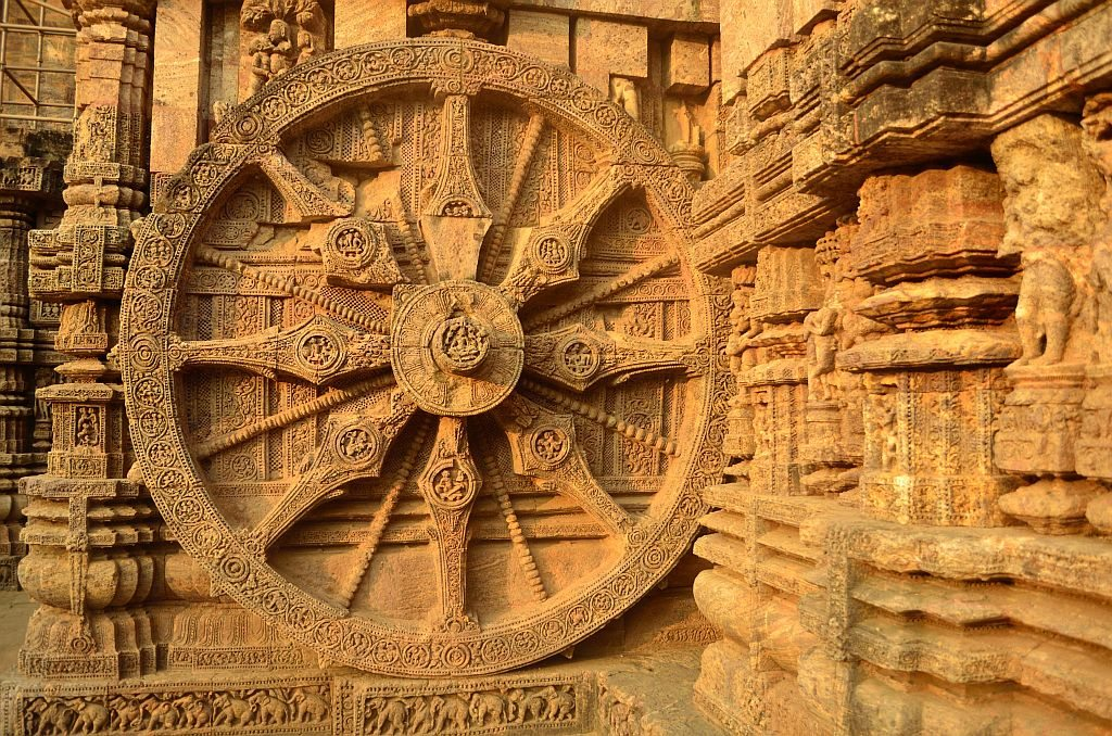 Sun Temple, Konark, Odisha, 48 hours in Puri