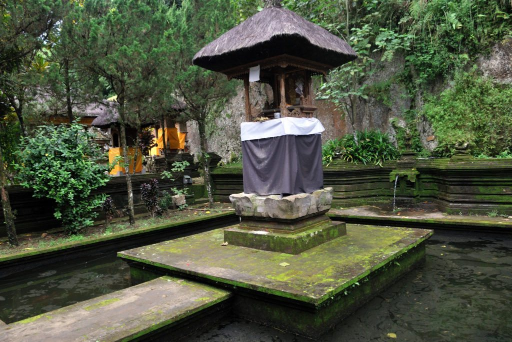Shrines in Goa Gajah, Bali