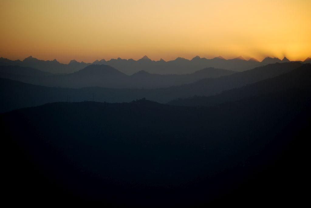 Sunrise, Mashobra