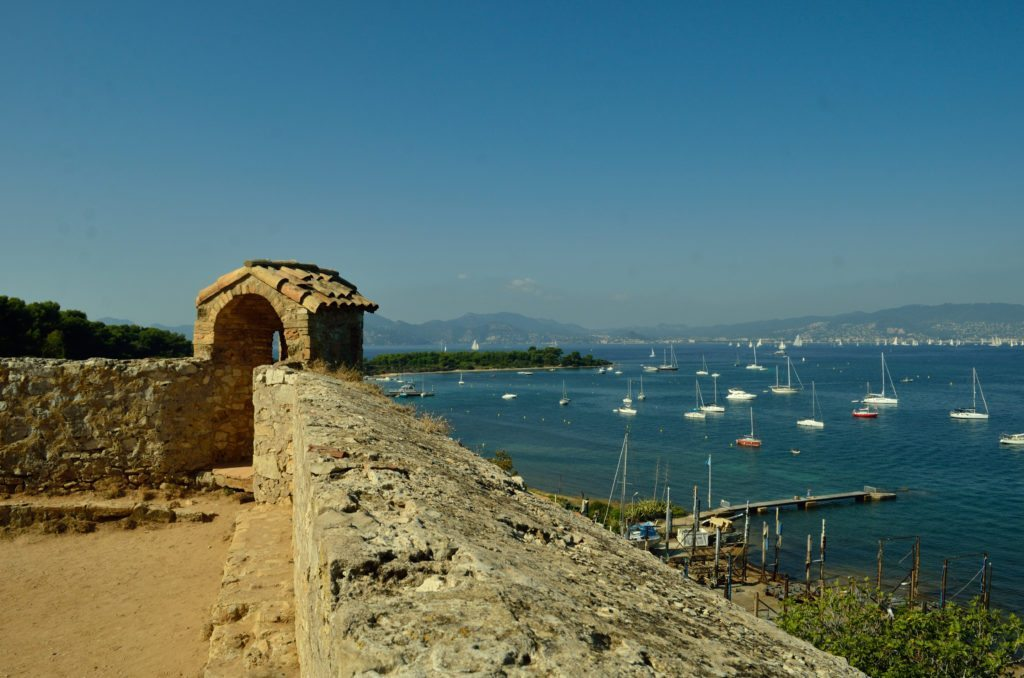 Fort Royal, Cannes, Ile Sainte Marguerite
