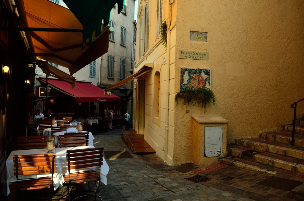 La Suquete, old town, Cannes, places to visit in Cannes