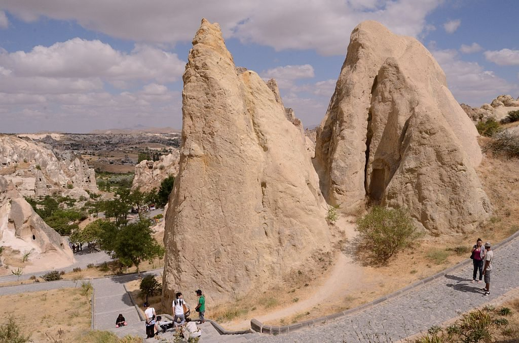Cappadocia, Open air museum, caves, Turkey,