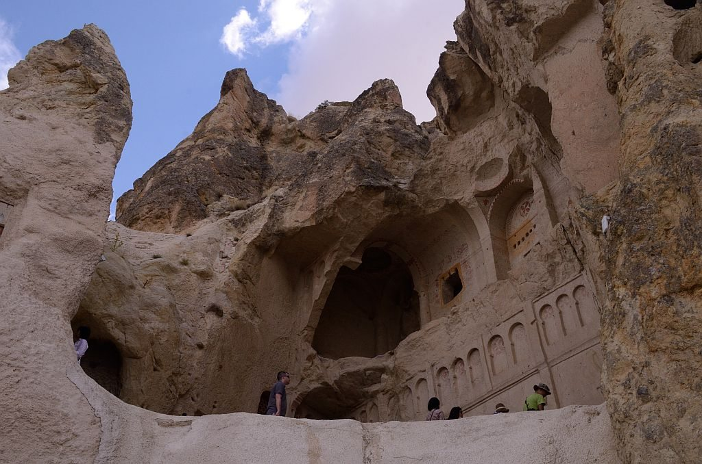 Churches in Goreme, open air museum, Cappadocia