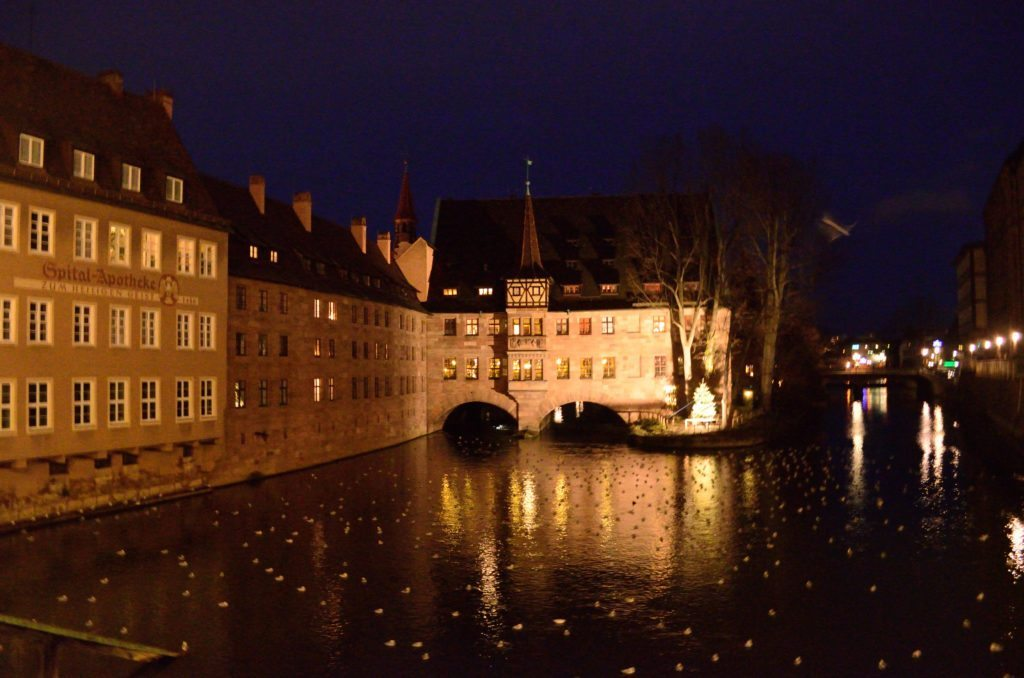 Nuremburg, Germany, Christmas Markets