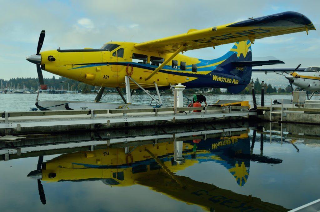 Canada sea plane