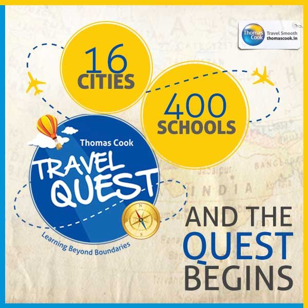 Travel Quest with logo