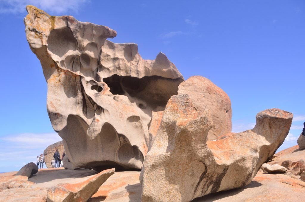 Remarkable rocks - one of natural formations in KI