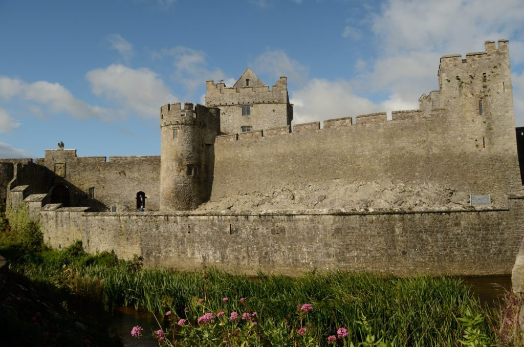 ireland - cahir castle