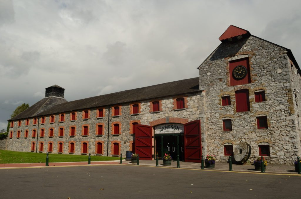 Ireland, Jameson Distillery
