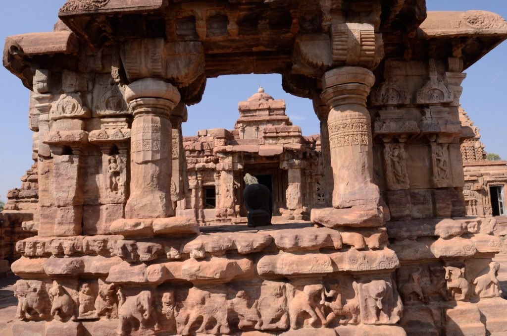 Mallikarjuna temple, Pattadakal