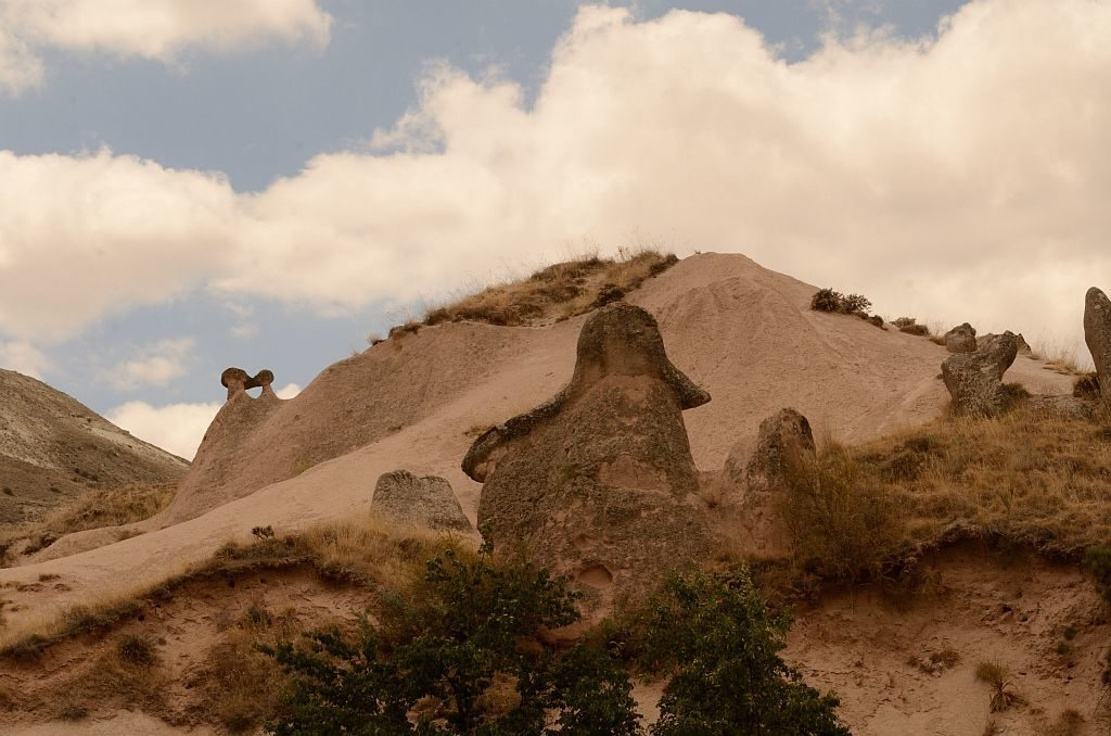 Valley of Imagination in Cappadocia