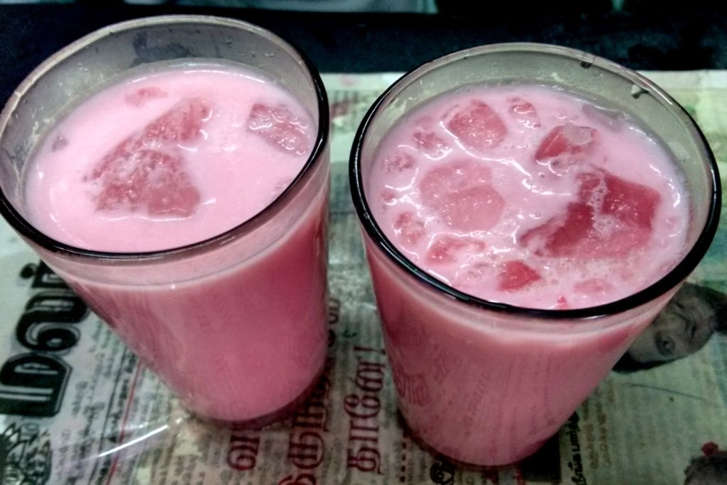 Top ten Chennai eateries , Rosemilk for the thirsty