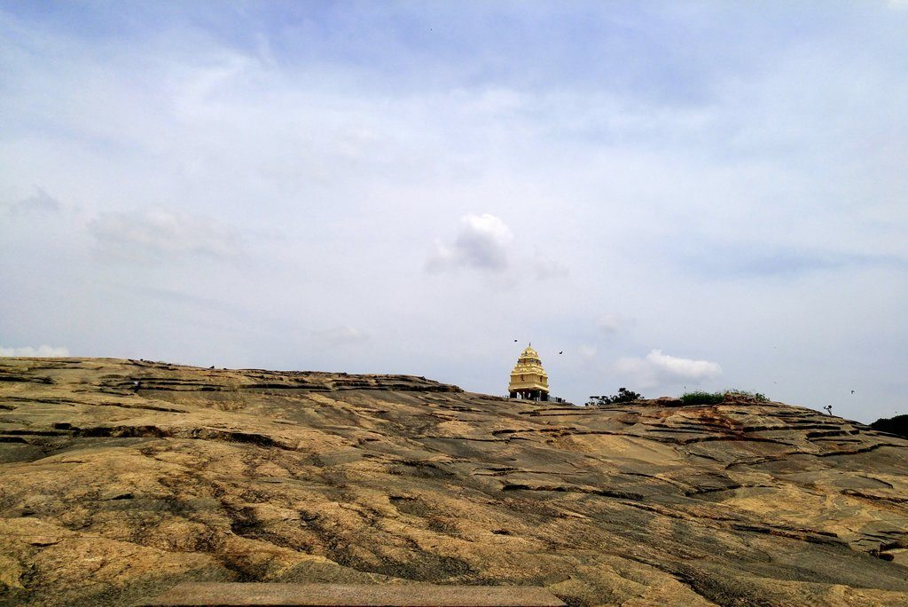 Bangalore, Lalbagh, watch tower