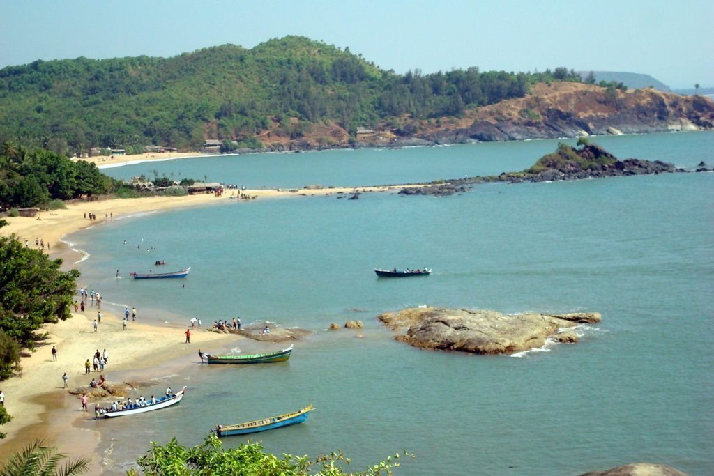 Om Beach, Gokarna , Best Beaches in India