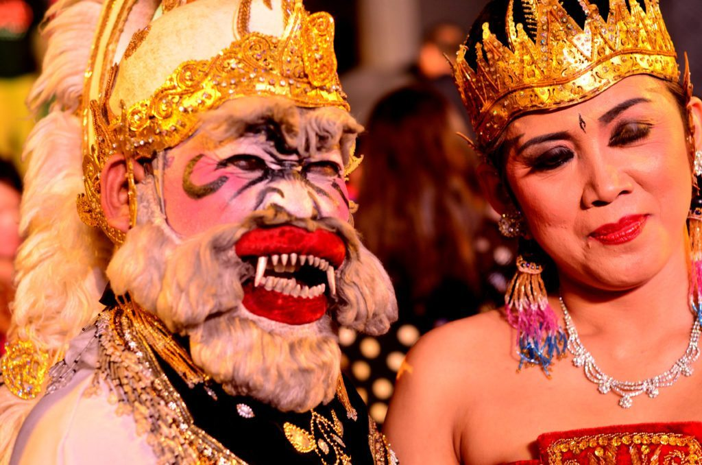 Indonesia Ramayan Ballet, top ten things to do in Indonesia