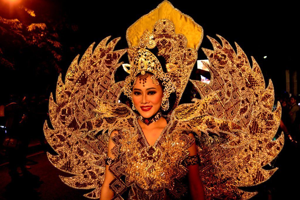 Parade in Jugja , top ten things to do in Indonesia