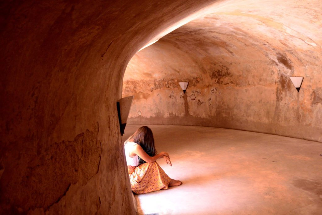 The underground tunnels in Jogja, top things to do in Yogyakarta