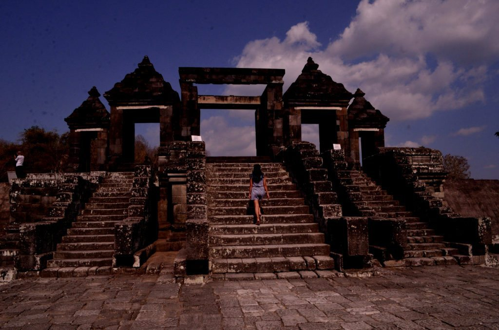 Ratu Boko indonesia , top things to do in Yogyakarta