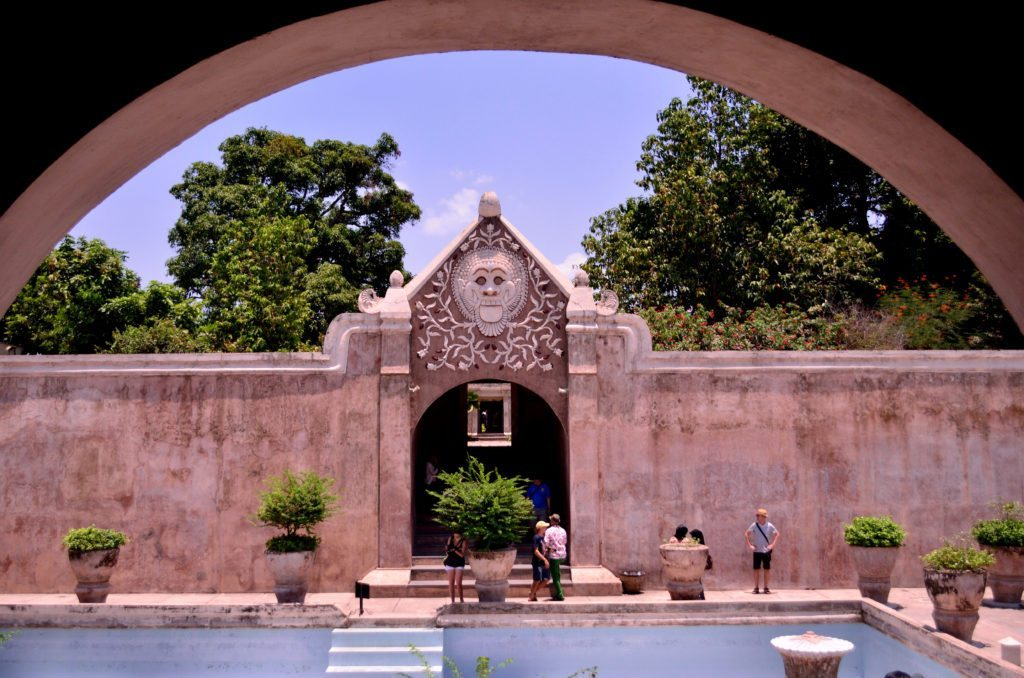 Water palace in Jogja, top things to do in Yogyakarta