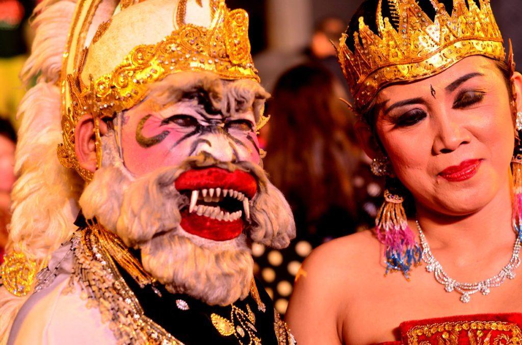 Ramayan Ballet, traditional dance in Indonesia, Indonesian dance