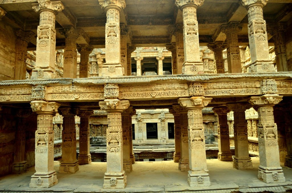 Rani Ki Vav, an ancient stepwell in Patan Gujarat