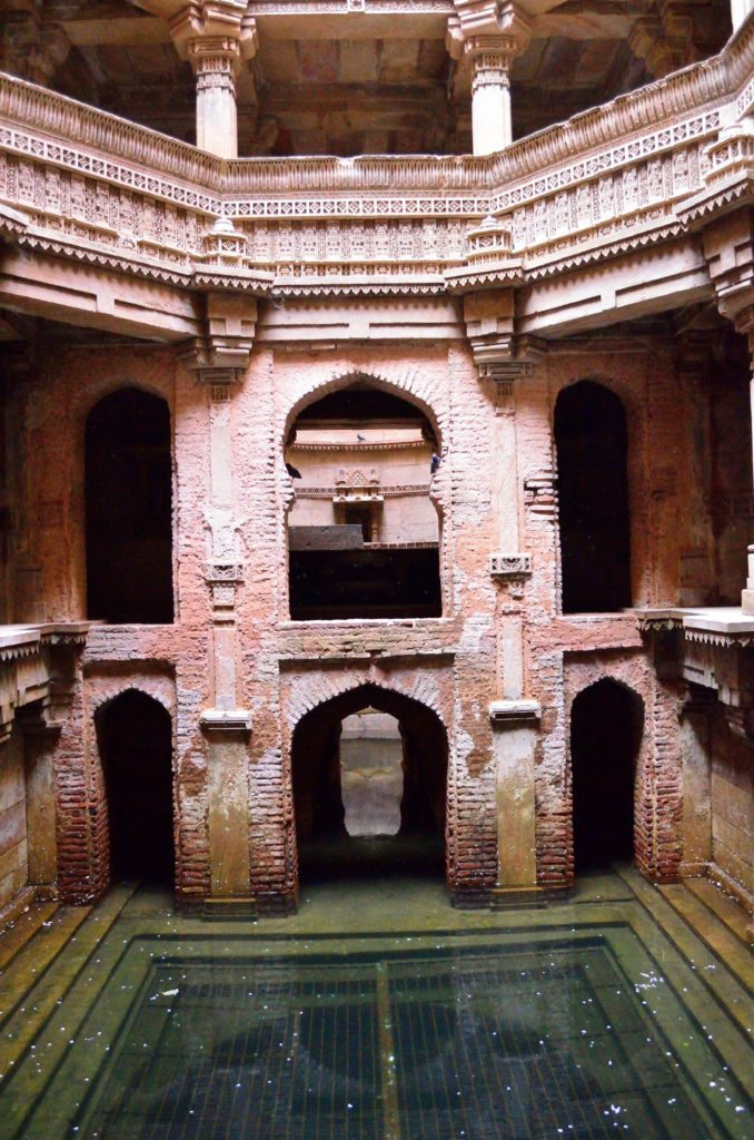 Adalaj, stepwell, places near Ahmedabad