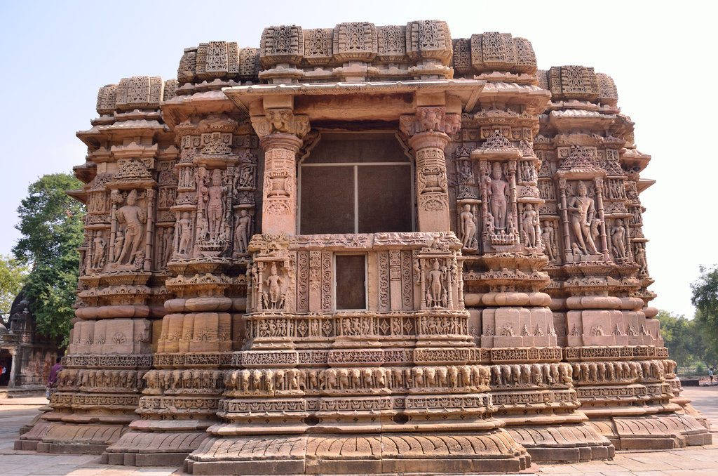 Modhera, Sun temple, places near Ahmedabad
