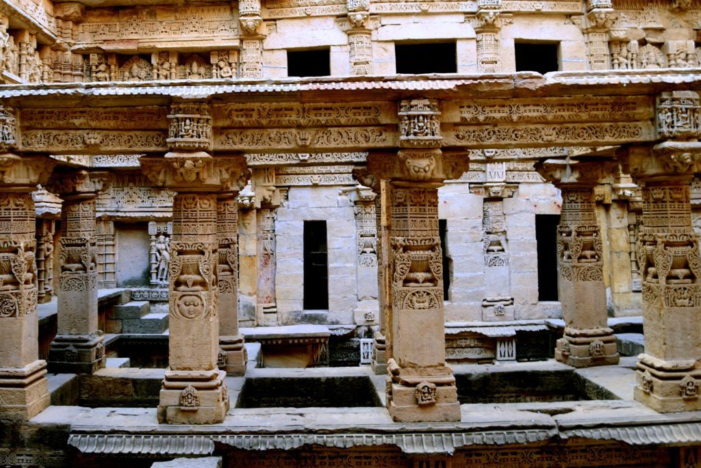 Rani Ki Vav - one of the oldest stepwells in India, places near Ahmedabad