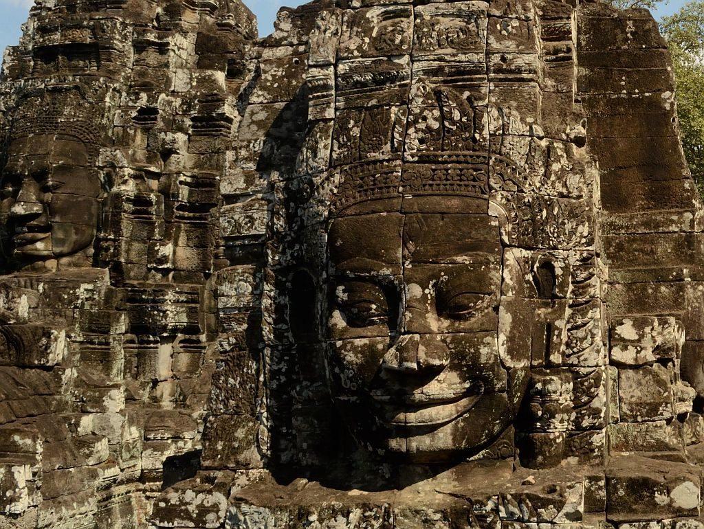 Bayon- Angkor-thom