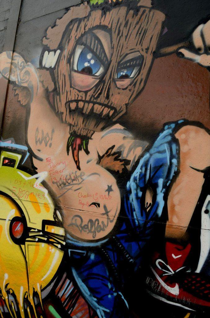 Belfast-murals-graffitti