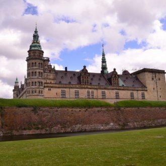 Copenhagen, Hamlet Kronborg Palace, Shakespeare
