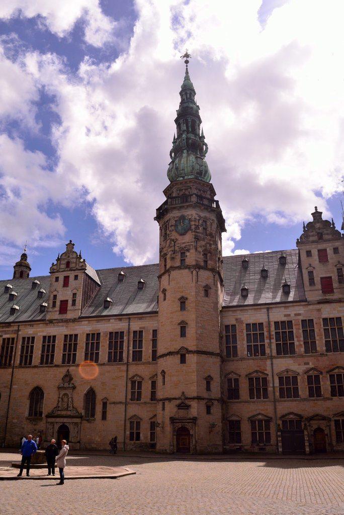 Hamlet Shakespeare Copenhagen Kronborg Castle Copenhagen
