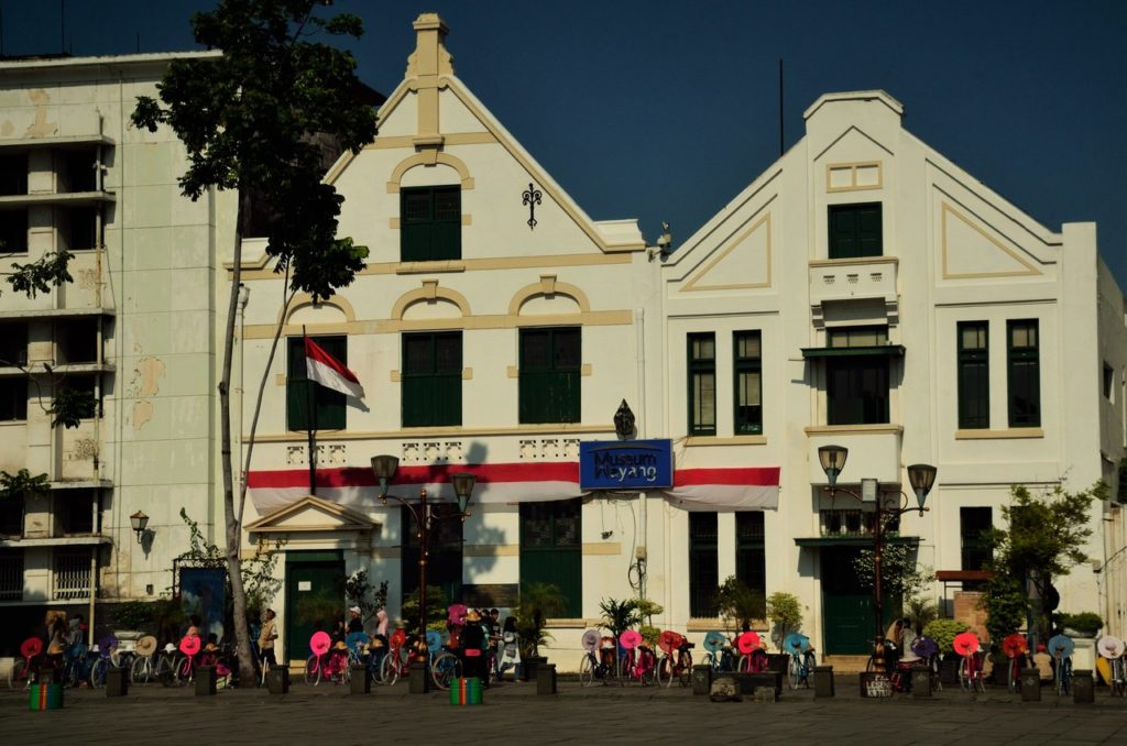The Museum of Puppets, Indonesia