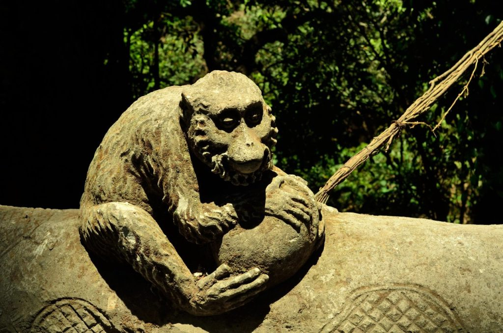 Monkey Forest Bali , Ubud Monkey Forest