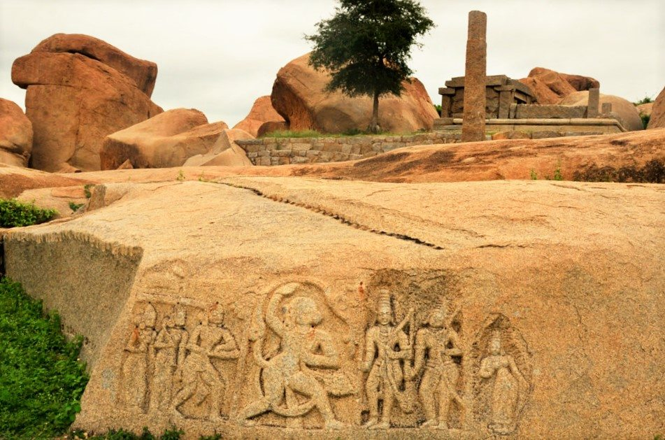 Ramayana trail in Hampi and Anegundi