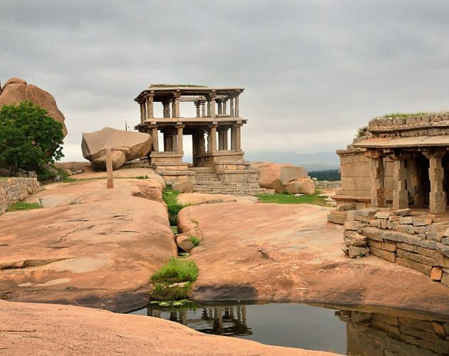 Hemakuta Hill, Places to visit in Hampi