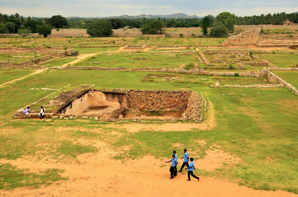 Raya Trail of Hampi