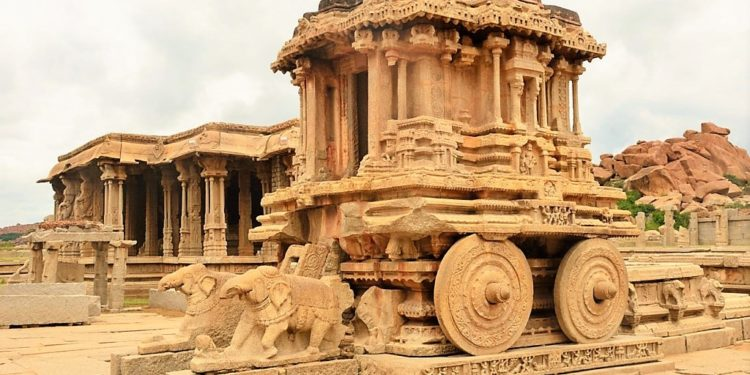 Hampi, Places to visit in Hampi