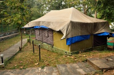 Madhya Pradesh, Panna Jungle Camp