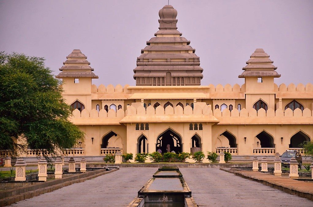 Orange County Hampi Resort