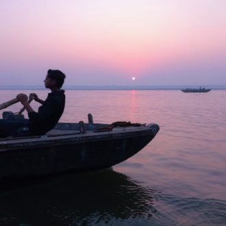 Varanasi – Sunrise on the Ganges